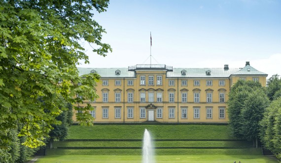 Frederiksberg Palace. Photo: Thomas Rahbek