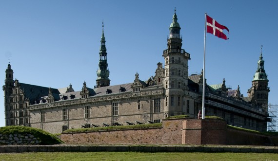 Kronborg Castle photo: Thomas Rahbek