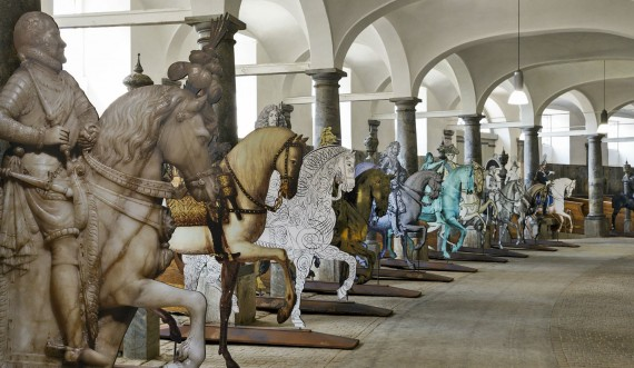 All the Kings' Horses