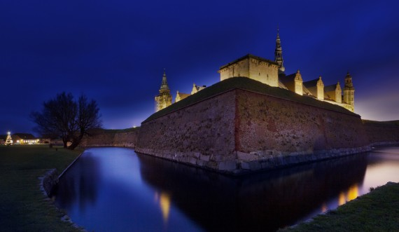Kronborg Castle was a sparkling jewel in the king's coffers. Foto: Thomas Rahbek