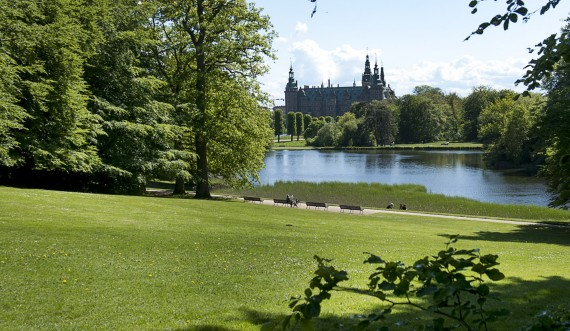 Frederiksborg Castle Gardens. Photo: Thomas Rahbek