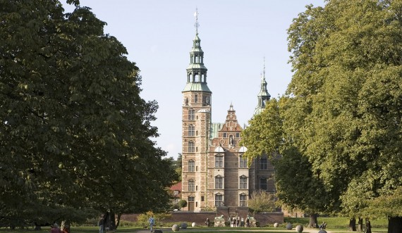 Rosenborg Castle. Photo: Torben Eskerod
