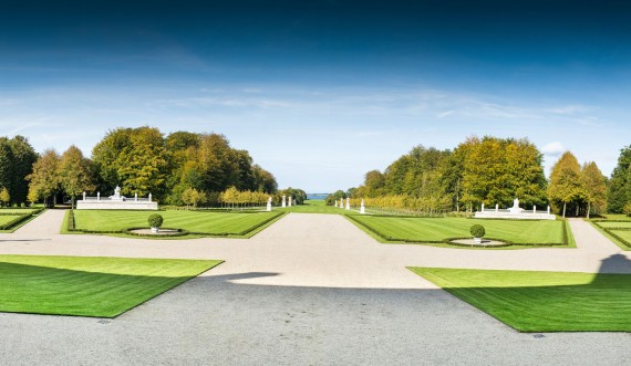Fredensborg Palace Gardens. Photo: Thomas Rahbek