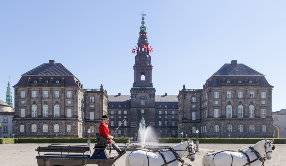 Christiansborg Palace photo: Mikkel Grønlund